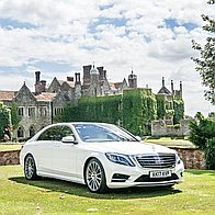 Platinum Cars Wedding car