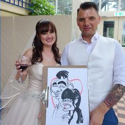 Barrie James Art - Caricaturist , Newcastle Upon Tyne,