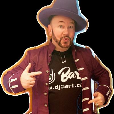DJ BART - THE PARTY DJ Club DJ