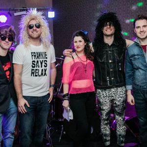 Delorean Knights 80s Band