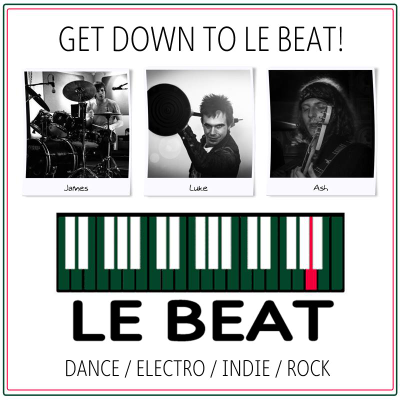 Le Beat Live music band