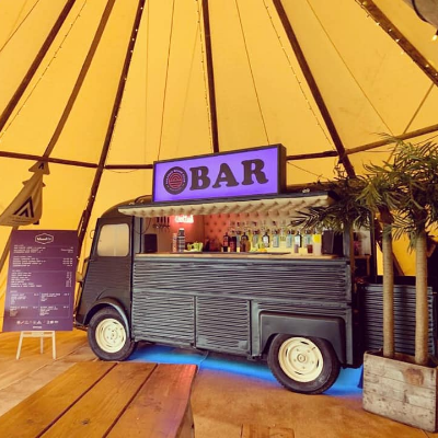 Dovetail Drinks Mobile Bar