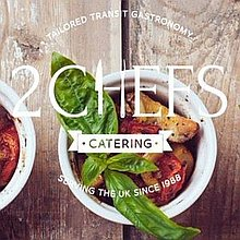 2Chefs-Catering Food Van