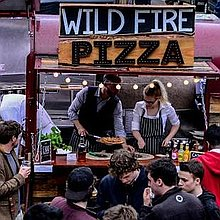 Wild Fire Pizza Catering