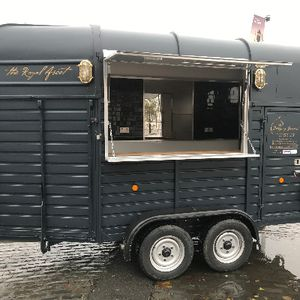 The Galloping Gourmet Food Company Mobile Caterer