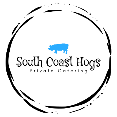 South Coast Hogs Wedding Catering