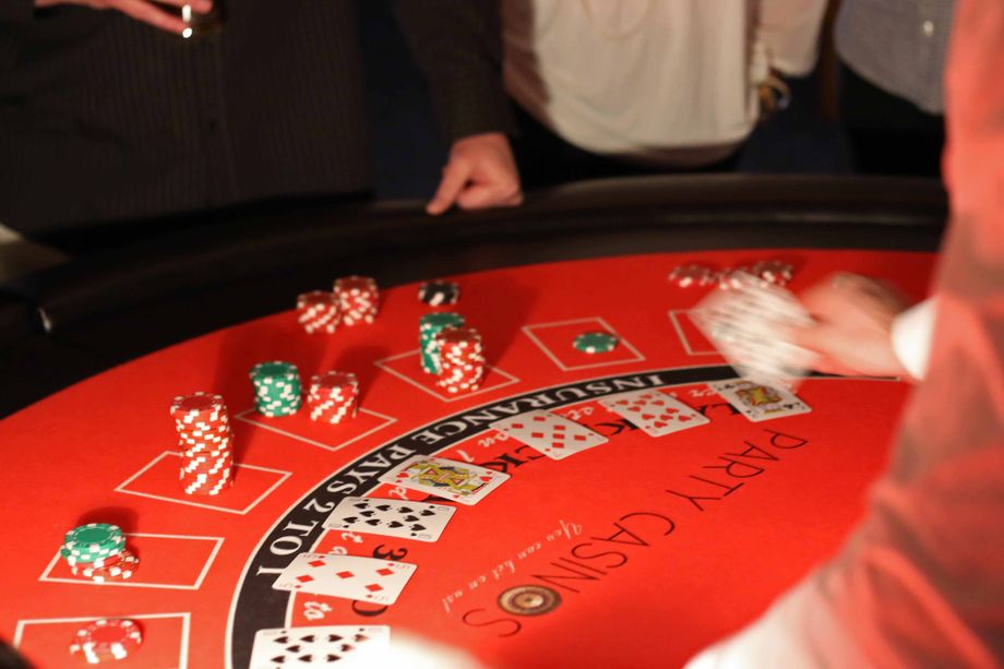 Party Casinos - Games and Activities  - Llandudno - Conwy photo