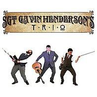 Sgt Gavin Henderson's Trio Folk Band