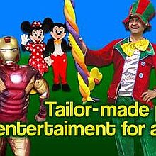 Party Entertainers Face Painter