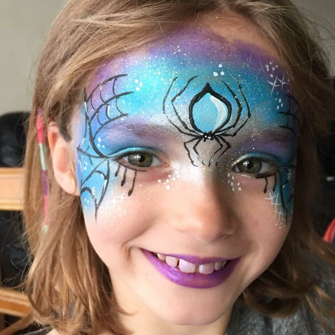 Fantastical Faces Face and Body Art - Children Entertainment  - East Grinstead - West Sussex photo