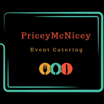 PriceyMcNicey Event Catering Wedding Catering