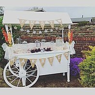 R Murphy Catering & Events Popcorn Cart