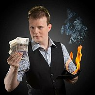 Paul Dawson Magic Children's Magician