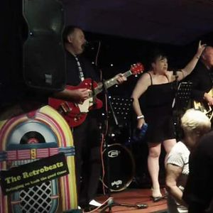 The Retrobeats Function & Wedding Music Band