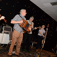 Bellows Scratchitt and Pluckitt Barn Dance Band