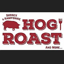 Sussex and Hampshire Hogs Hog Roast