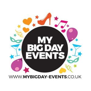 My Big Day Events Projector and Screen