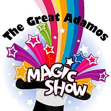 The Great Adamos - (Magician and Children's Entertainer) Close Up Magician
