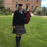 Colin Sutherland - Piper for hire Bagpiper