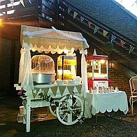 Sweet-a-Fayre Sweets and Candies Cart