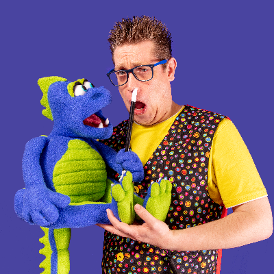 Krazy Kev and Dinky Dino Children Entertainment