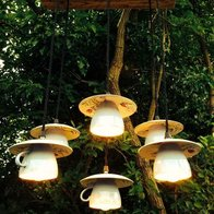 The upcycled lighting co Event Equipment