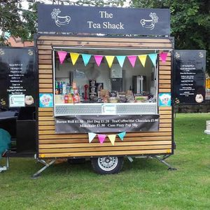 The Tea Shack Street Food Catering