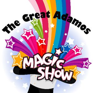 The Great Adamos Wedding Magician