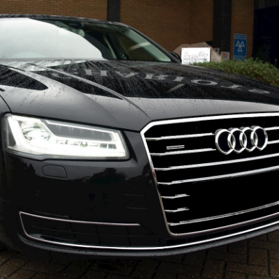 Chauffeur Hire Scotland Luxury Car