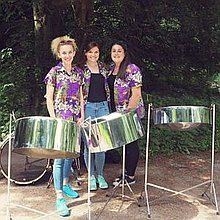 CCC Steelband Function Music Band