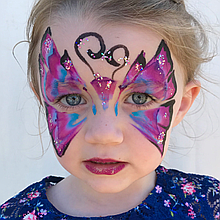 Colchester and Tendring Face Painting Face Painter