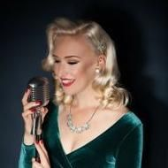 Rose Vintage Vocals Rat Pack & Swing Singer