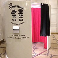 Yorkshire Booth Brothers Ltd Photo Booth