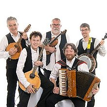 Iron Broo Ceilidh Band Barn Dance Band