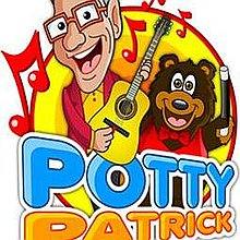 Potty Patrick Children's Music