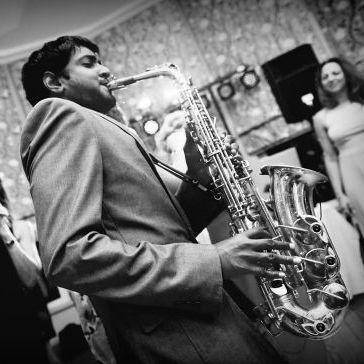 Ash - Solo Sax - Solo Musician , London,  Saxophonist, London