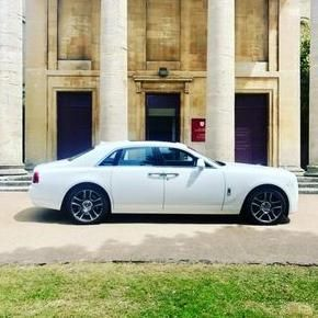 Lavish Car Hire Chauffeur Driven Car