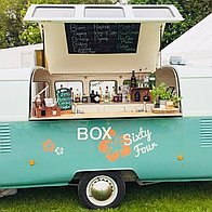 Box Sixty Four Mobile Bar