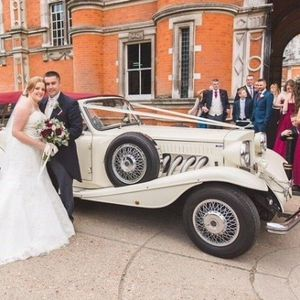 Roses Wedding Cars of Plymouth Luxury Car