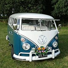 The Little Blue Bus Wedding Company Vintage & Classic Wedding Car