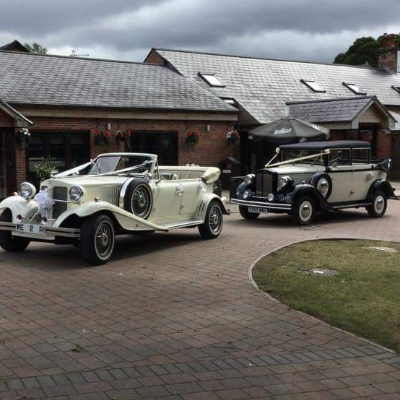 Marlows Wedding Car Hire Luxury Car