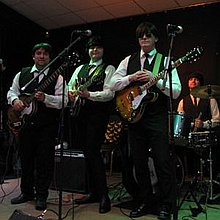 The Undercover Beatles Tribute Band Tribute Band