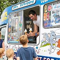Mr Whippy Cheltenham Food Van
