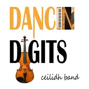 Dancin' Digits Ceilidh Wedding Band Function & Wedding Music Band