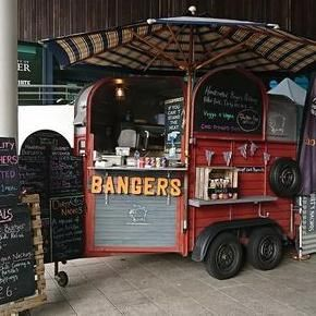 Bangers On The Go Corporate Event Catering