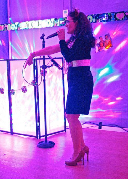 Rachel Prescott - Singer  - Chester - Cheshire photo