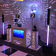 Visual Music Productions Mobile Disco