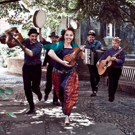 Tatcho Drom - Live music band , London, Ensemble , London,  Acoustic Band, London Folk Band, London