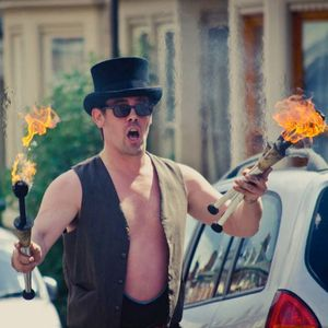 ChangoFuego Fire Eater
