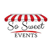 So Sweet Events Popcorn Cart